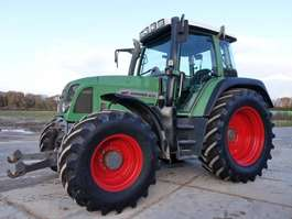 standaard tractor landbouw Fendt 412 Vario Good working condition 2007