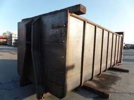 open top zeecontainer VERNOOY CONTAINER 8289 VLOEISTOFDICHT