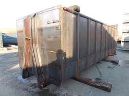 open top zeecontainer VERNOOY CONTAINER 8290 VLOEISTOFDICHT