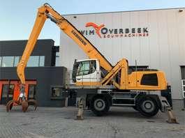overslagkraan Liebherr LH 50 M ERC Generator + Grapple 2015