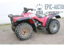 quad Honda Big Red 300cc 4x2 Quad