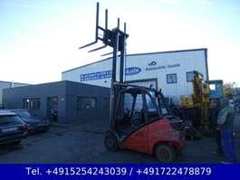 reachtruck Linde H30 Diesel Gabelstapler Zwei Palletten 2009