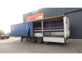 schuifzeil oplegger Schmitz Cargobull COIL, Al. Bordwände, galvanisiert, SAF, Rungtasschen, TÜV 2006