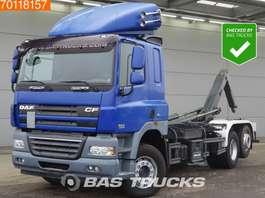 containersysteem vrachtwagen DAF CF85.510 6X2 Steering-Axle Intarder Euro 5 2007
