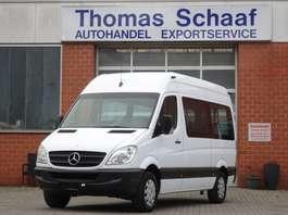 minivan - personenbus Mercedes Benz Sprinter 311 CDI 1+8 Sitze Rollstuhlrampe Klima Euro 4 2010