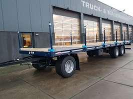 platte aanhanger vrachtwagen agpro 2 as agpro 2019