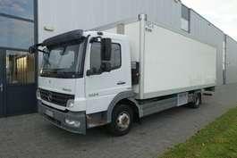 bakwagen vrachtwagen Mercedes Benz ATEGO 1224 4X2 MANUAL FRIGOBLOCK 2009