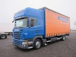 wissellaadbaksysteem vrachtwagen Scania R420 LB 4x2 MNB Topline Jumbo BDF Retarder 2012