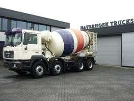 betonmixer vrachtwagen MAN FE 35.360 8x4 Concrete Intermix 10.000 Liter 2003