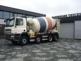 betonmixer vrachtwagen DAF CF 85.360 8x4 Concrete mixer 10.000 Liter 2007