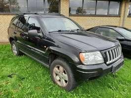 terreinwagen - 4x4 auto Jeep Grand Cherokee 4*4 2005
