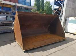 uitrusting overig Volumebak 2.75m. breed t.b.v. wiellader