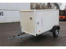 overige aanhangwagen Mobiele Kantelbare WC Wagen