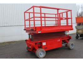 schaarhoogwerker wiel Holland lift HLY83PL16 Schaarhoogwerker 1991