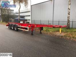 containersysteem oplegger Trailor Chassis 40 FT 2002