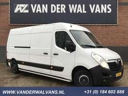 gesloten bestelwagen Opel Movano 2.3CDTI L3H2 *POST NL* Airco, Navi, Camera, Sidebars 2016
