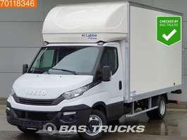 bakwagen bedrijfswagen Iveco Daily 35C16 Bakwagen Laadklep Airco 230cm hoog Cruise 20m3 A/C Cruise co... 2017