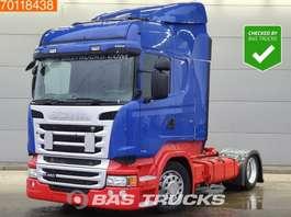 mega-volume trekker Scania R450 4X2 Mega Retarder 2x Tanks Euro 6 2014
