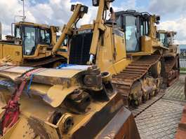 rupsdozer Caterpillar D8T Dozer + CAT SS-ripper | German dealer machine 2010
