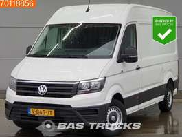 gesloten bestelwagen Volkswagen Crafter 2.0 TDI AIrco Cruise Control L3H3 L3H3 12m3 A/C Cruise control 2017