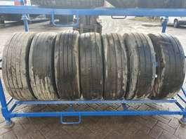 banden bus onderdeel Michelin 275/70 R22.5 + ALU Rims