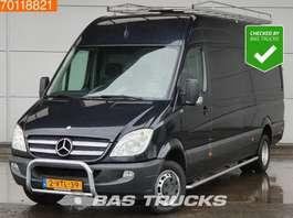 gesloten bestelwagen Mercedes Benz Sprinter 519 3.0 V6 Airco Cruise Trekhaak Imperial L3H2 14m3 A/C Towbar ... 2012