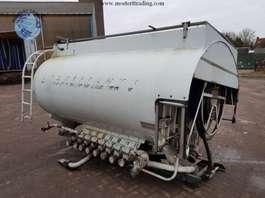 Brandstoftank vrachtwagen onderdeel SMG 8 Compartiment Fuel Tank - 8000 Liter 2000