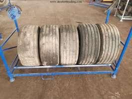 banden vrachtwagen onderdeel Bridgestone 385/50 R19.5