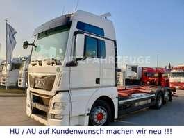 chassis cabine vrachtwagen MAN TGX 26.440 BDF 6x2 EURO 6 WECHSELBRÜCKE