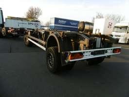 chassis aanhanger Schmitz Cargobull AFW 18 für alle BDF Brücken  SAF-Achsen 2007