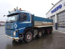 kipper vrachtwagen Volvo FM 440 - steel 2019