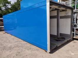 uitrusting overig / Laadbak / Geïsoleerde koffer / koelkoffer