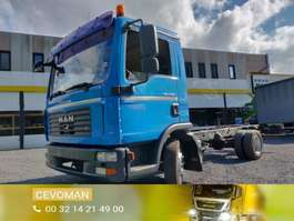 chassis cabine vrachtwagen MAN TGL 7.150 Euro4 chassis cabine 2007