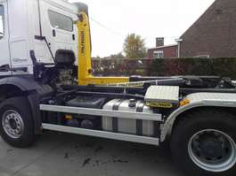 containersysteem vrachtwagen Mercedes Benz Arocs containersysteem 2018
