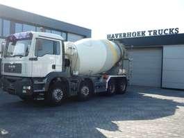 betonmixer vrachtwagen MAN Tga 35.360 8x4 Liebherr Concrete mixer 2003