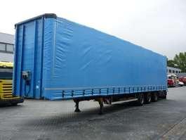 containersysteem oplegger Kotschenreuther  SPT 324 Mega Trailer 2012