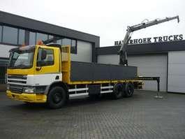 kraanwagen DAF CF 75.310 6x2-4 Hiab 166B-3 Hiduo 2006