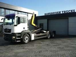 containersysteem vrachtwagen MAN Tgs 28.440 6x2  euro 5 hooklift 2009
