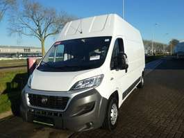 gesloten bestelwagen Fiat DUCATO 130 jtd lang, extra 2016