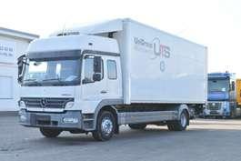bakwagen vrachtwagen Mercedes Benz Atego 1524 Euro5 Koffer Ladebordwand 2t