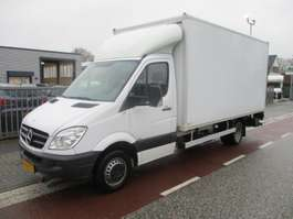 bakwagen bedrijfswagen Mercedes Benz Sprinter 516 CDI 120KW 432 KOFFER LAADKLEP LBW  KLIMA 2013