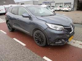 suv wagen Renault Kadjar 1.5 dCi 81kw Intens NAVI KLIMA 2016
