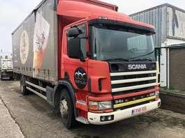 bakwagen vrachtwagen Scania 94d 2001
