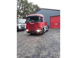 standaard trekker Scania R420 2003
