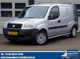 gesloten bestelwagen Fiat Doblò Cargo 1.9 MultiJet Comfort Maxi 2009