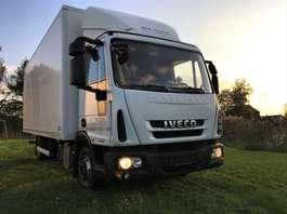 bakwagen vrachtwagen Iveco eurocargo 75e18 euro5 EEV €16.900 2012