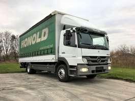 bakwagen vrachtwagen Mercedes Benz Atego 1224 zeer verzorgd! 2012