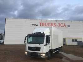 bakwagen vrachtwagen MAN TGL 8.180 **€21900 excl BTW** MAN KOFFER 5.20 LANG !!! 2010