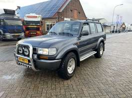 terreinwagen - 4x4 auto Toyota LANDCRUISER CUSTOMWAGON  4.2 TURBO DSL 4x4 Landcruiser 4x4 1993