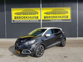 suv wagen Renault Captur 1.2 TCe Dynamique AUTOMATIC 2014